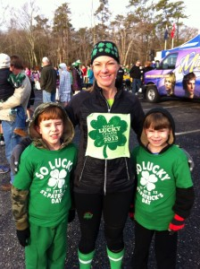 Shamrocks for Sandy 5k 2013