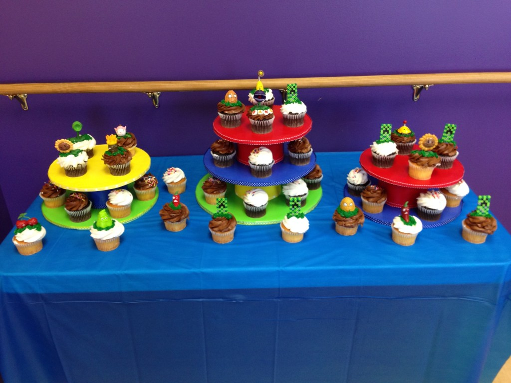 Cupcakes all