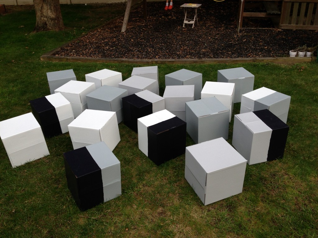 skeleton boxes
