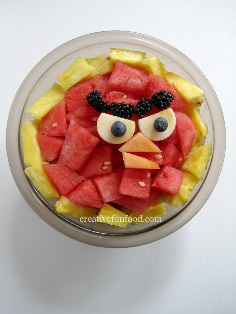 Angry Birds Fruit