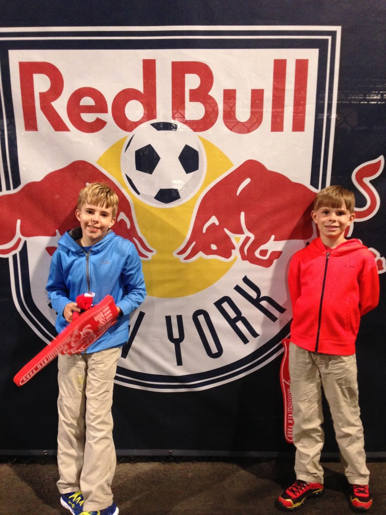 red bulls sign