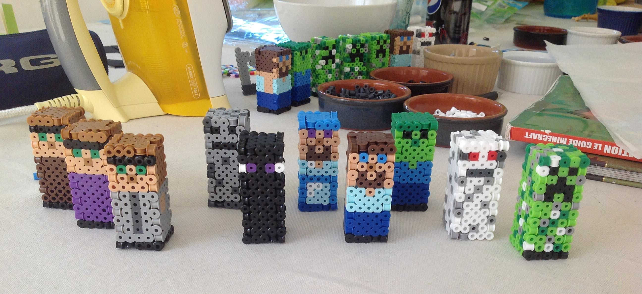 Neile's Minecraft Guys1