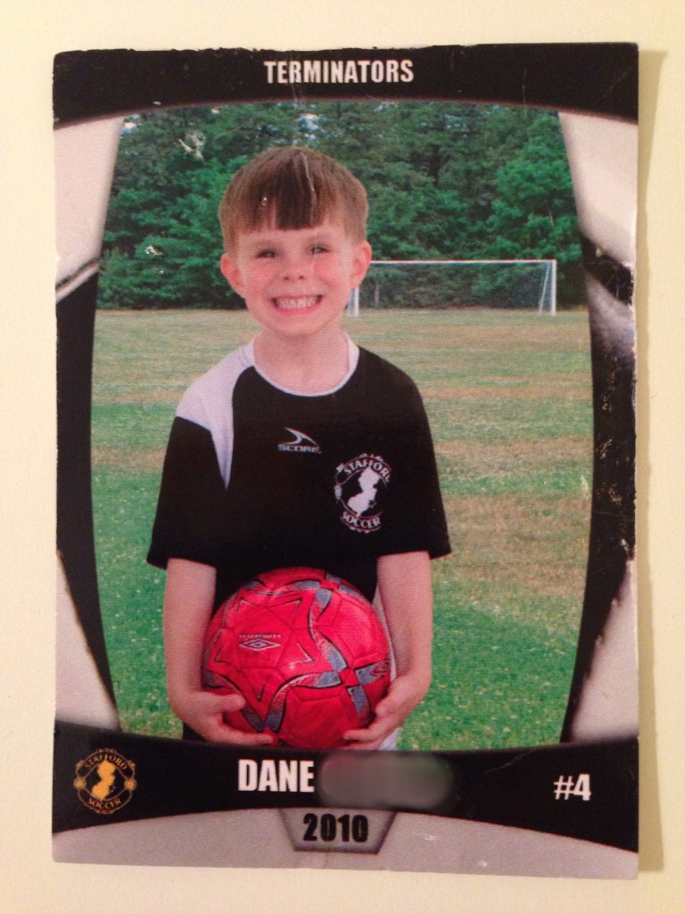 dane card front