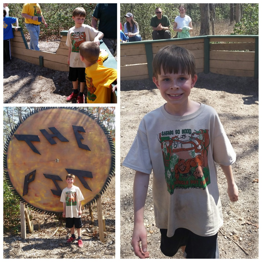 Gaga ball champion