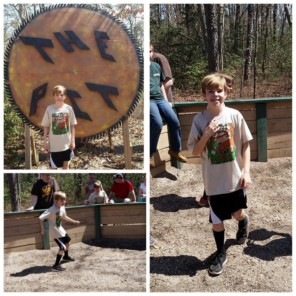 Gaga ball winner