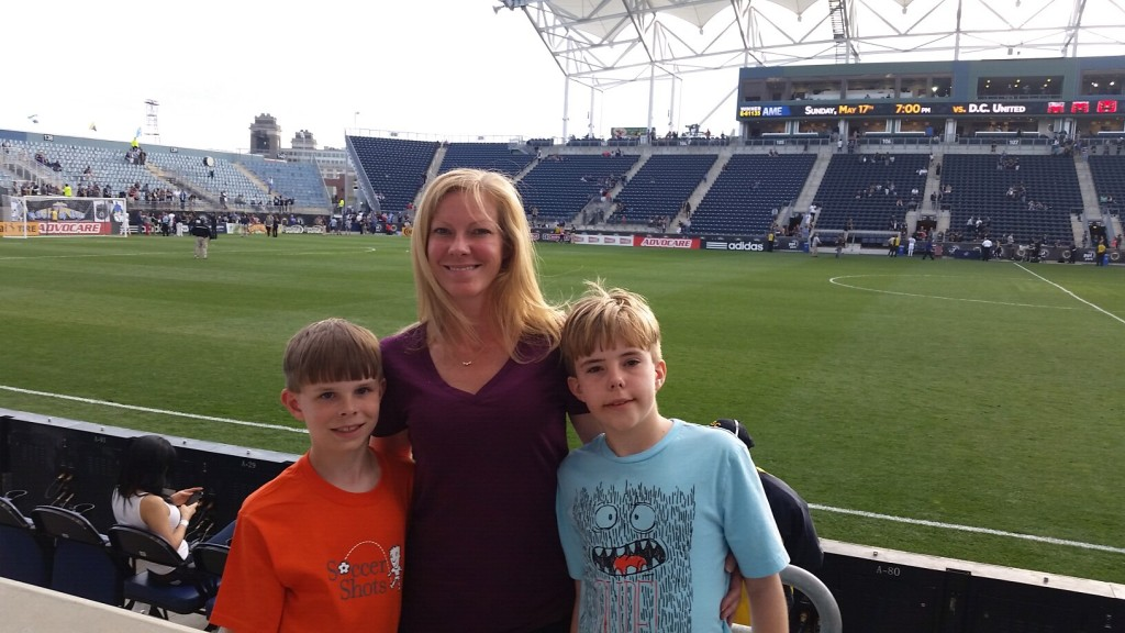 Philadelphia union game